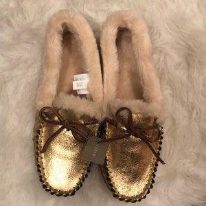 JCrew slippers